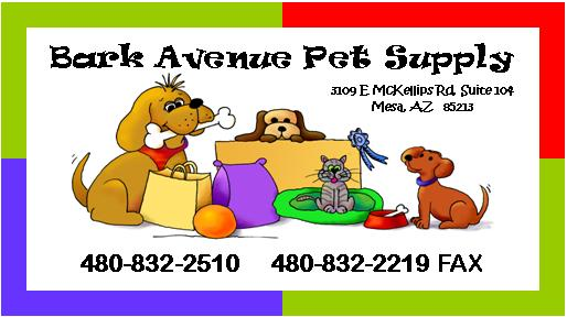 Bark Ave Business Card Image